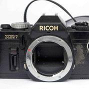 Body kamera analoq Ricoh Xr7 seadanya