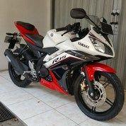 Motor Yamaha R 15 Mulus Mengkilap