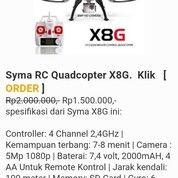 Syma RC Quadcopter X8G.? Klik