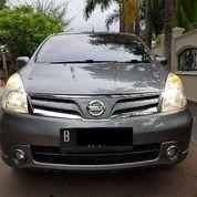 Nissan Grand Livina 1.5 XV Thn 2011 Abu Abu AT (TDP 7, Angs 3jt)