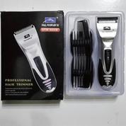 Hair Clipper Portable Tanpa Kabel - Alat Cukur Potong Rambut