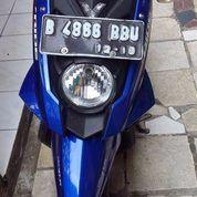 Yamaha X Ride 2014 Warna Biru