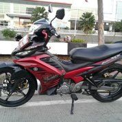 Motor Yamaha Jupitrr Mx Tahun 2014