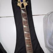 Electric Guitar Crown Custom Kode 110