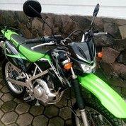 Kawasaki KLX 150 Thn 2014 Blm Pernah Masuk Balapan