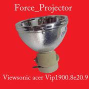 Lampu Proyektor Viewsonic Acer Vip1900.8e20.9