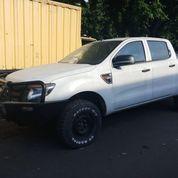 Mobil Ford New Ranger 2012