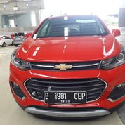 Mobil Chevrolet Trax 1.4l Ltz At