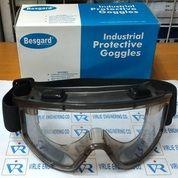 Kacamata Safety Goggle Besgard SG020 Clear