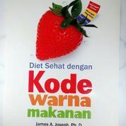 Buku Bekas Diet Sehat Dengan Kode Warna Makanan