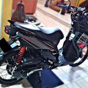 Yamaha X Ride Tahun 2016 Hitam Modif Standar