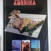 Buku Bekas Geografi Amerika Usa Us United State Amerika