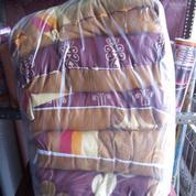 Set Bantal Kursi Sofa Tamu Isi 5 Pcs, Bahan Dacron Berkualitas, Tidak Kempes, Awet