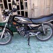 Motor Yamaha RX-King 2004 Mulus Terawat