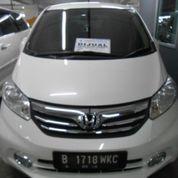 Honda Freed PSD 2013 Warna Putih