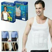 Body Shaping For Men - Singlet Pelangsing Untuk Pria - Slim N Lift As Seen On TV ORIGINAL
