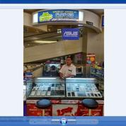 Shop/Counter Handphone Di TangCity Mall