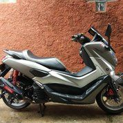 Yamaha Nmax Tahun 2016 Grey Edition Low Km