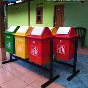 Kotak Tempat Sampah Fiber Bagus