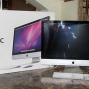 Apple IMac 27-Inch 1TB HD 3.06 Ghz Intel Core 2 Duo