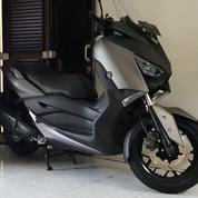 Yamaha XMAX Okt'17 Grey Masculin