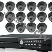 PAKET CCTV HIKVISION 8 CHANEL 2MEGAPIXEL/FULL HD 1080P