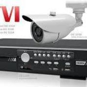 IPeKAM NVR KIT Gold 4ch - IP-K30504- CCTV - Paket All In One - Hitam