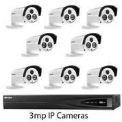CCTV Paket 4 Channel Siap Pasang