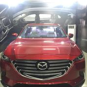 Mazda Cx9, 2500cc Turbo Skyactive Engine.
