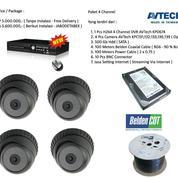 Paket 4 Camera CCTV - Camera CCTV Online