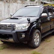 Toyota Fortuner V Luxury 2014