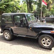 Jeep Wrangler Yj 98