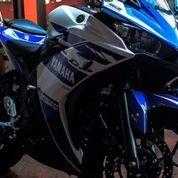 Yamaha R 25 Tahun 2014 Bluewhite