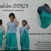 Dress Sherly Hamil Menyusui