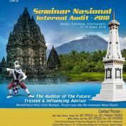 SEMINAR NASIONAL INTERNAL AUDIT 2018