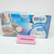 BSH Teh Pelangsing - Body Slim Herbal Tea With Extract Manggis