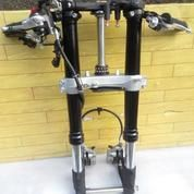 Swing Arm GSXR 600 Full Set