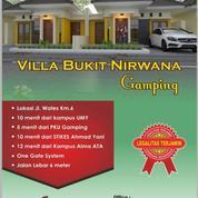 ''villa Bukit Nirwana Gamping'' Harga Murah, Tanah Luas, Dekat PKU Gamping