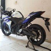 Yamaha R25 Mulus Kinclong Tahun 2014