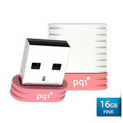 Pqi U606L Flashdisk Usb Pen Drive 16 Gb Red