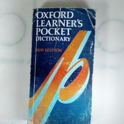 Buku Bekas Oxford Leraners Pocket Dictionary