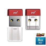Flash Disk Usb 3.0 - 8Gb - Pqi U603V Original Extrim Speed - Merah