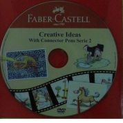 Faber Castell Creative Ideas With Connector Pens Serie 2