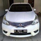 All New Grandlivina XV CVT 2014 Putih Pribadi