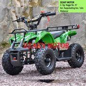 ATV 49CC Anak 7-Ke Atas
