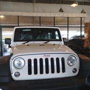 New Jeep Wrangler Sport X