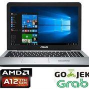 Laptop ASUS X555QG-BX221T - AMD A12-9720 - 8GB - 1TB - 15inch