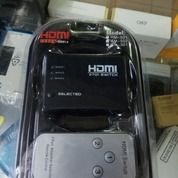 Switch HDMI 3 Port Switcher Wireless Remote With MAGNUM Antenna
