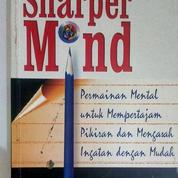 The Sharper Mind Latian Pertajam Ingatan Pintar Latihan Mencegah Pikun