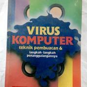 Buku Bekas Virus Komputer